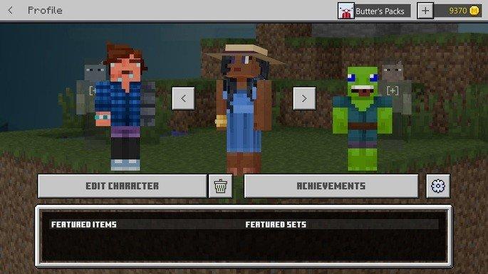 Minecraft editor