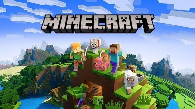 Minecraft Tetris Microsoft