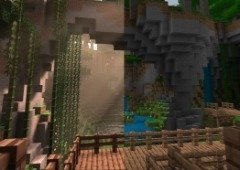 Minecraft vai ganhar gráficos espetaculares com tecnologia ray-tracing da NVIDIA