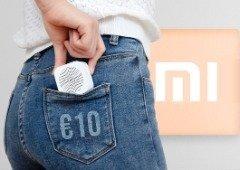 Mini coluna bluetooth da Xiaomi cabe no bolso e custa apenas €10!