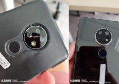 Misterioso Nokia aparece com 3 câmaras traseiras