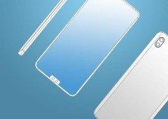 Misterioso smartphone Xiaomi mostra-nos a notch na parte inferior