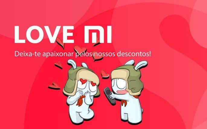 Mi Store Portugal Xiaomi dia dos namorados