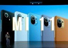 MIUI 12.5: descarrega aqui os novos wallpapers do Xiaomi Mi 11