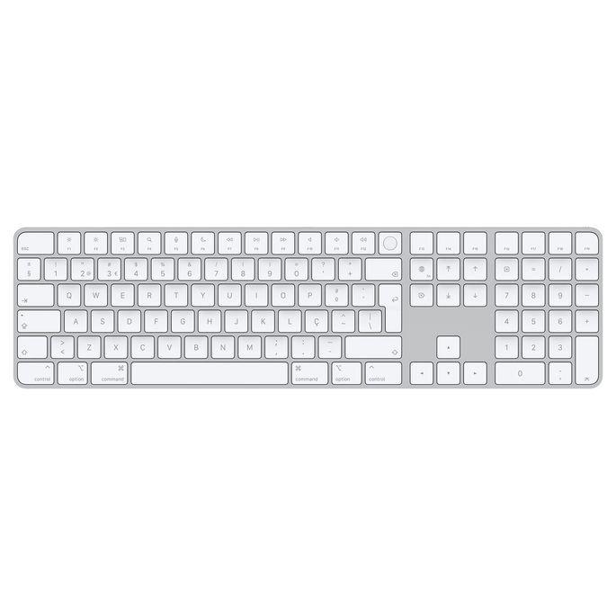 Magic Keyboard com Touch ID (modelo base)