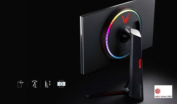 LG monitor gaming