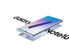 Modelos do Samsung Galaxy Note 10 mostram-nos as diferenças entre as duas versões