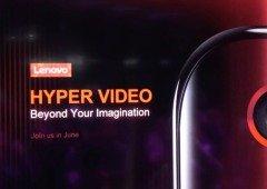 Modo 'Hyper Video' do Lenovo Z6 Pro parece impressionante!