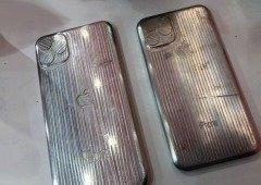Módulos do iPhone XI mostram o design do smartphone