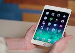 Molde do iPad Mini revela um tablet Apple com design antiquado