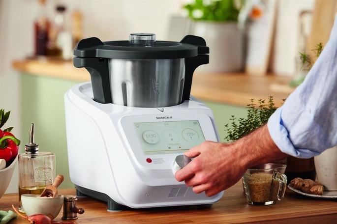 Monsieur Cuisine, o robô de cozinha do Lidl