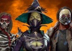 Mortal Kombat 11 vai celebrar o Halloween com evento especial