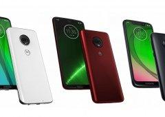 Motorola Moto G7: Assim serão os novos gama média Android