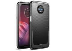 Motorola Moto Z3 Play poderá trazer leitor biométrico na lateral?