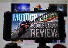 """MotoGP 20 no Google Stadia: um simulador de motas divertido até para """"noobs""""!"""