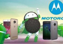 Motorola começa os testes com Android Oreo para os Motorola Moto Z