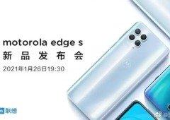 Motorola Edge S: funcionalidade de colaboração multi-ecrã promete impressionar