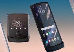 Motorola garante que o seu fantástico Motorola Razr 2019 não falhará como o Galaxy Fold
