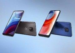 Motorola lança dois novos smartphones baratos com três dias de autonomia