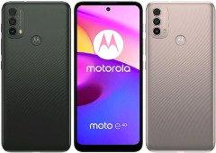 Motorola Moto E40 já é oficial e vai ter um preço acessível de 149 euros