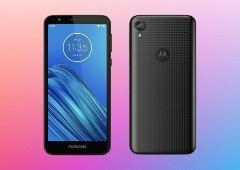 Motorola Moto E6: assim será o design do smartphone