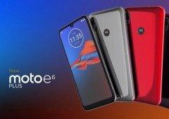 Motorola Moto E6 Plus é oficial com um preço fantástico!