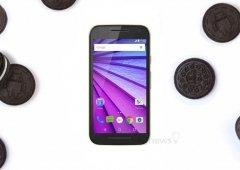 Motorola Moto G3 já pode usar o Android Oreo 8.1 - Pixel ROM