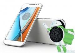 Motorola Moto G4 Play recebe o Android Oreo através da ROM crDroid