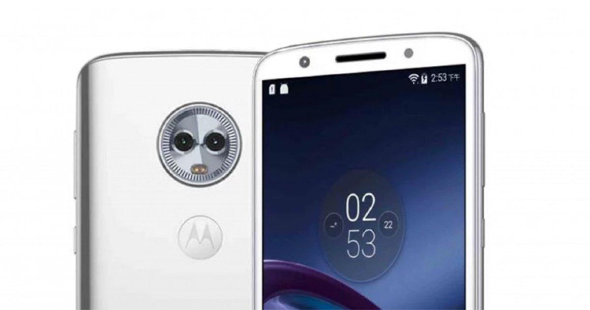 85607a686 Motorola Moto G6 Plus chegará em fevereiro com Android Oreo - 4gnews