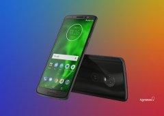 Motorola Moto G6, G6 Plus e G6 Play - Serão assim os novos Android?