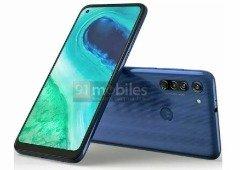 Motorola Moto G8 e Moto G8 Power. Especificações reveladas em fuga de informação