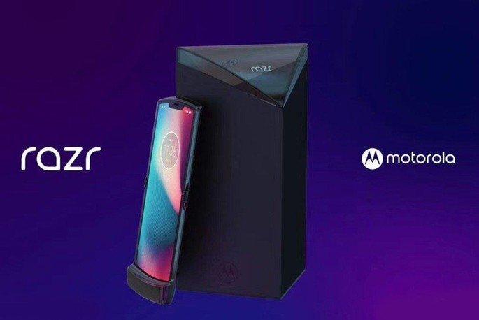 Motorola Moto Razr 2019