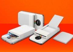 Motorola lança Moto Snap Polaroid que imprime as tuas fotos na hora!