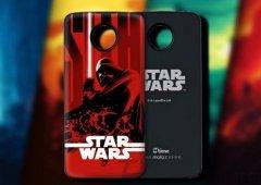 Motorola lançará edição limitada Star Wars do Moto Snap Style