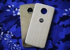 Motorola Moto Z3 Play - Novas imagens revelam alterações no seu design