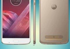 Motorola Moto Z2 Play recebe atualização de segurança do Android