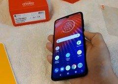 Motorola Moto Z4 dá nas vistas em testes de performance