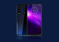 Motorola One Macro: imagens reais revelam design antes do lançamento