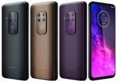 Motorola One Zoom com todas as especificações reveladas antecipadamente