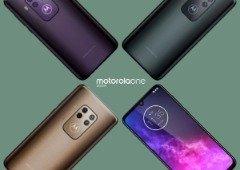 Motorola One Zoom: detalhes de design e especificações revelados