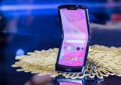 Motorola Razr 2019 desaponta seriamente em teste de resistência! (vídeo)