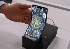 Motorola RAZR poderá não ser o único smartphone dobrável 'concha' (vídeo)
