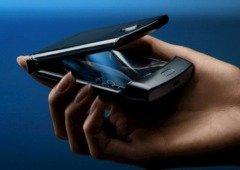 Motorola Razr. Smartphone dobrável já tem data de lançamento oficial