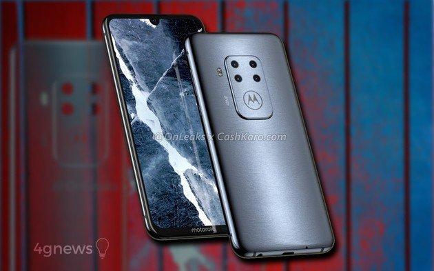 Motorola Quad-câmara
