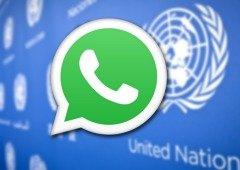 Nações Unidas proíbem todos os oficiais de utilizar o WhatsApp por falta de segurança!