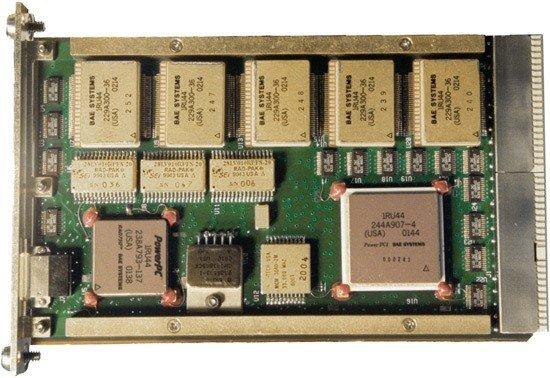 RAD750 CPU
