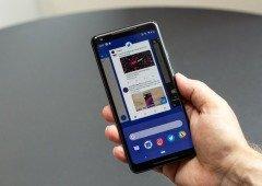 Navegação por gestos será a regra com a chegada do Android Q