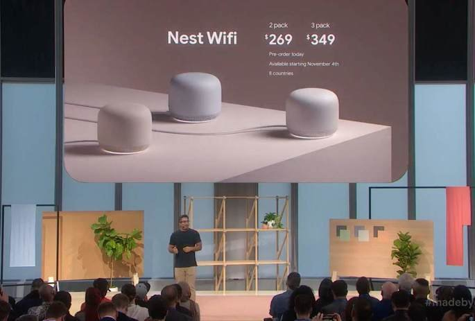 Nest Wi-Fi