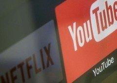 Netflix e YouTube podem ser suspensos durante o confinamento