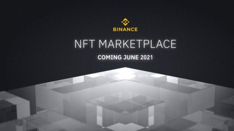 Criptomoedas: em junho há um novo mercado de NFT's a explorar na Binance